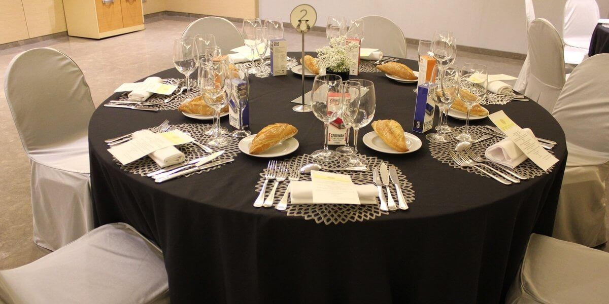 graduados sociales de alava cena de hermandad